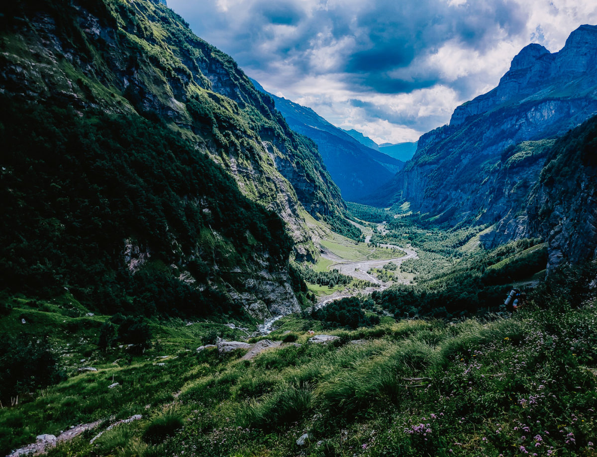 Aller au Bout du Monde… A Sixt fer à Cheval